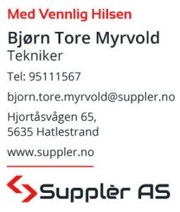 Bjørn Tore Myrvold