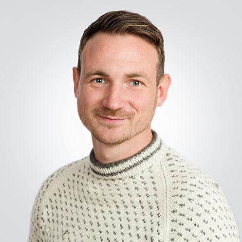 Portrett Jarle Andresen salgskonsulent for Supplèr